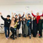 熊本市でインプロ(即興)のワークショップが開催されました